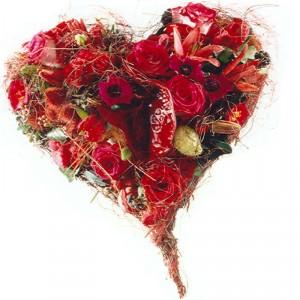 Von Herzen zum Valentin