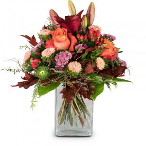 Blumenstrauss des Monats Oktober